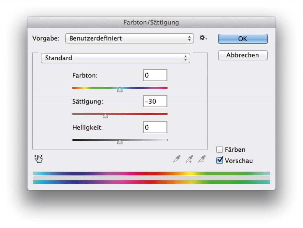 Photoshop Palette