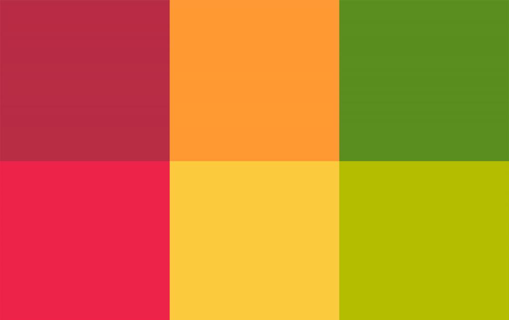Sekundärfarben