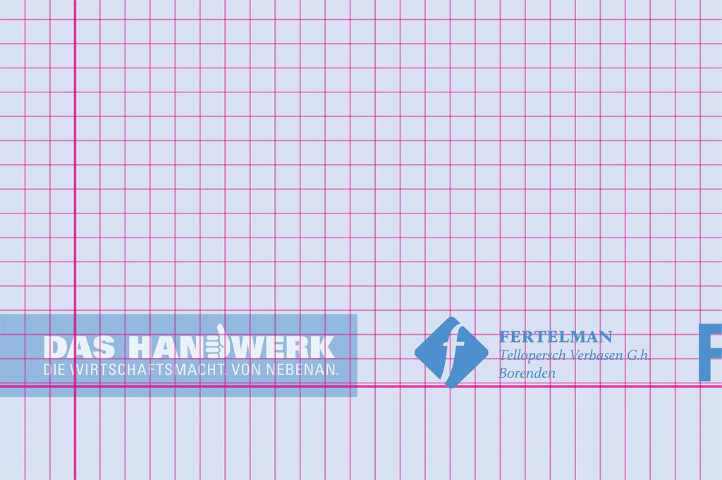 DIN A5 Positionierung Partner-Logos